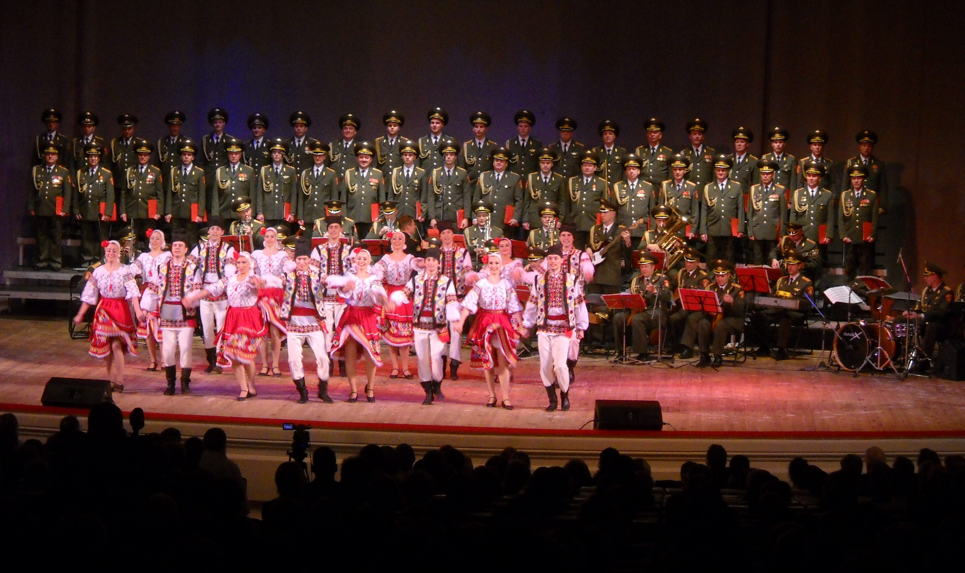Alexandrov Choir and Dance Ensemble